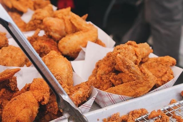 مشروع الدجاج المقرمش بالتوابل والبهارات 1