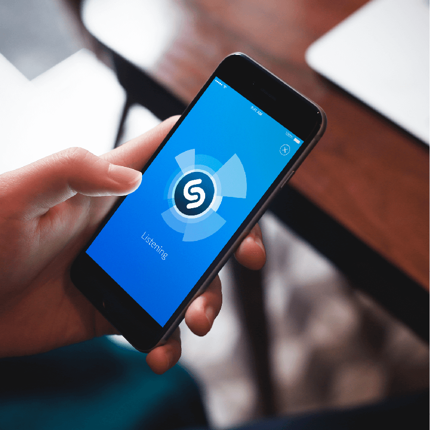 آبل قد تستحوذ على Shazam للتعرف على الموسيقى 10