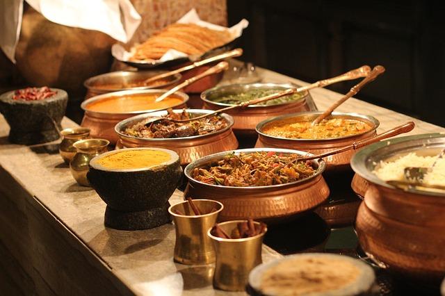 مشروع مطعم المأكولات الهندية 1