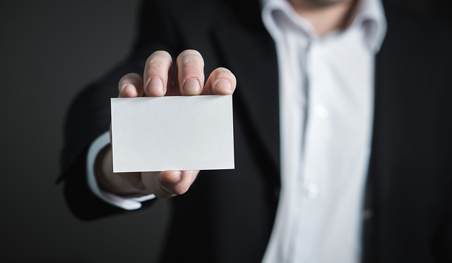 إنشاء بطاقة عمل عند البحث عن وظيفة 1