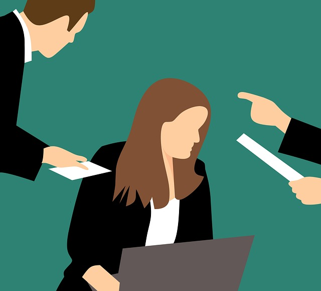 كيف تتعامل مع التحرش في بيئة العمل 1