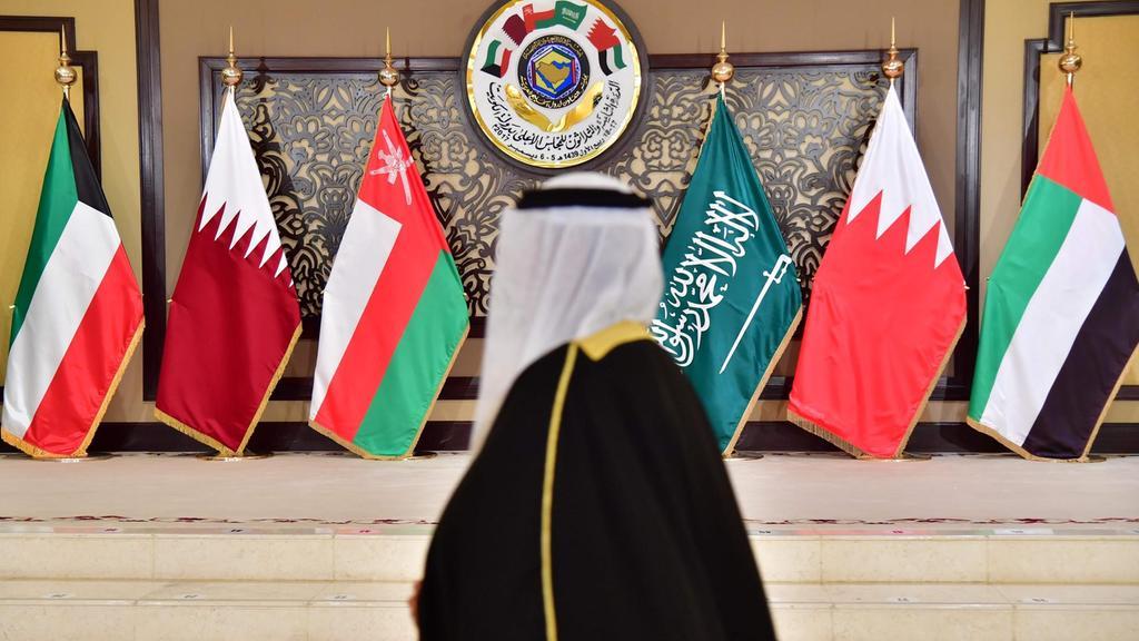 دول مجلس التعاون الخليجي - دول الخليج