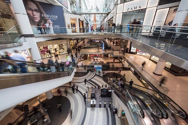 تأثير غروين في التسوق