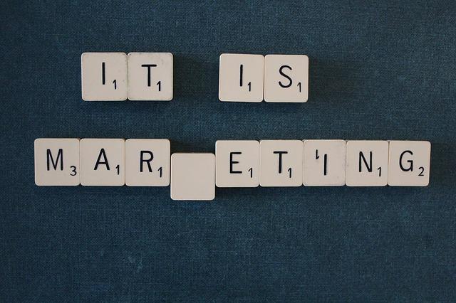 إنه التسويق