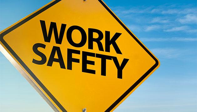 بيئة عمل آمنة