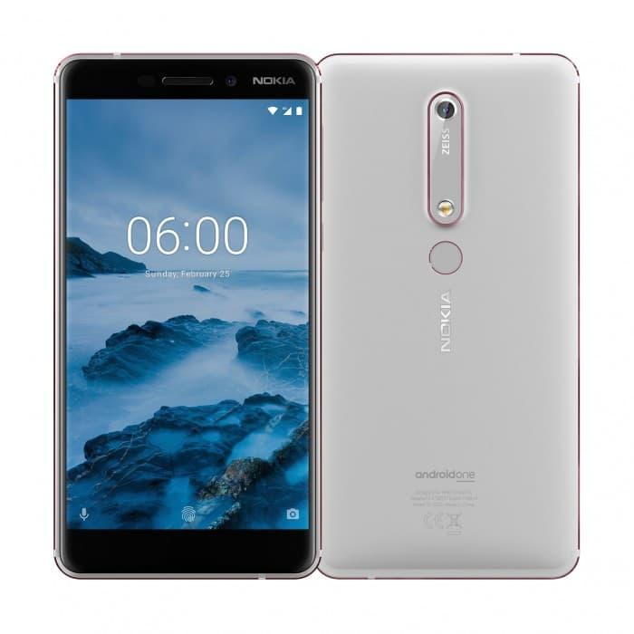 Nokia 6.1 - 70 مليون هاتف نوكيا في عامين
