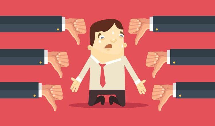 كيف ترد على التقييمات السلبية لعملك أو شركتك