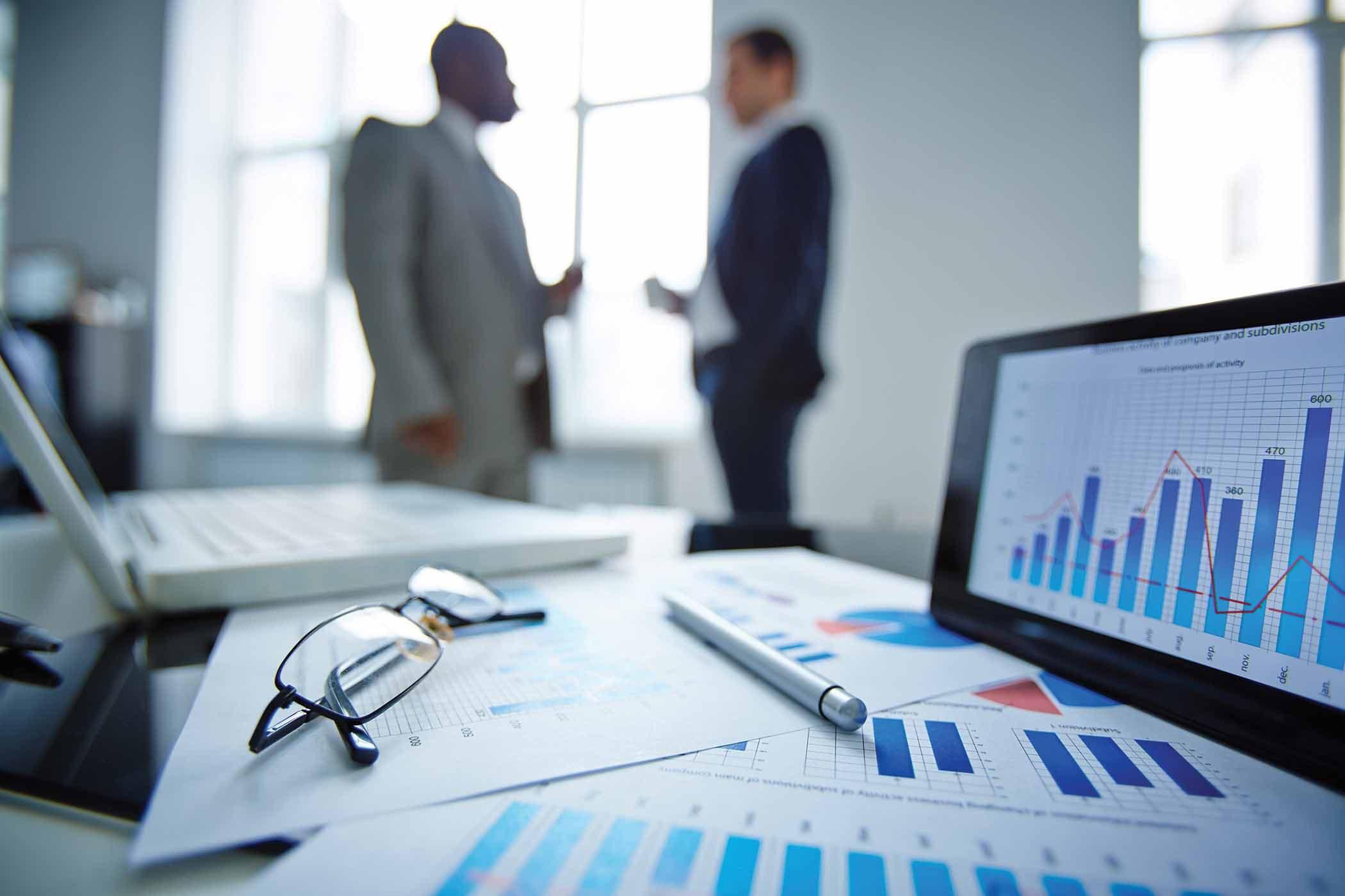 تحليل الصناعة المالية