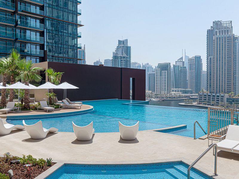 بالصور: افتتاح سكن جميرا ليفينج مارينا جيت في مارينا دبي 3
