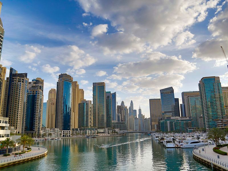 بالصور: افتتاح سكن جميرا ليفينج مارينا جيت في مارينا دبي 4