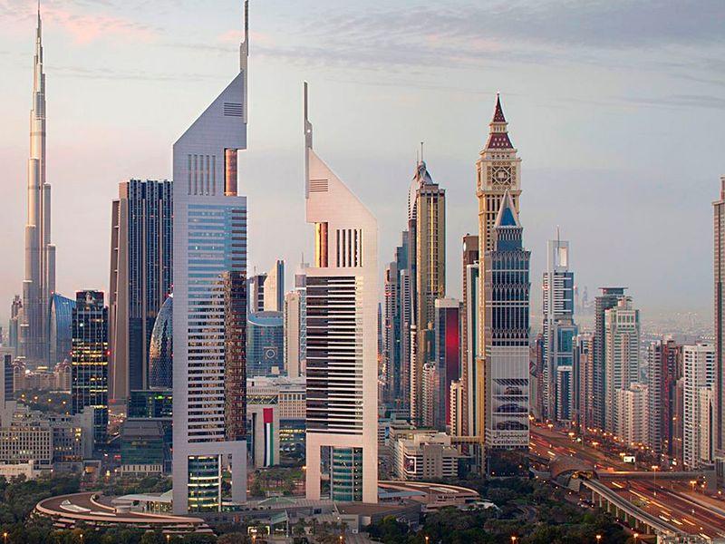 بالصور: افتتاح سكن جميرا ليفينج مارينا جيت في مارينا دبي 5